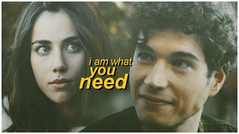 ✘ ELEONORA EDOARDO I AM WHAT YOU NEED [SKAM ITALIA]