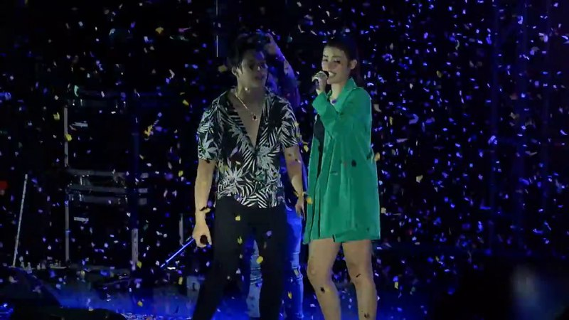 Lizquen in Legazpi - There's nothing holdin me back