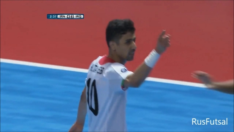 Хосейн Тайиби (Чемпионат Азии 2018, Иран)