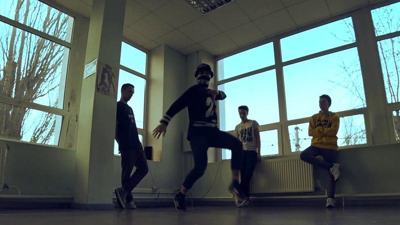ТАНЕЦ MOYO - Джин Из Стакана (Танцующий Чувак)