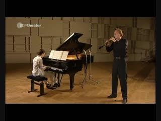 Роберт Шуман - Романсы для гобоя и фортепиано, оп. 94 (Альбрехт Майер, Элен Гримо)