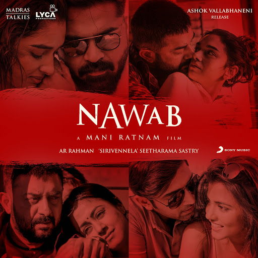 A.R. Rahman альбом Nawab (Original Motion Picture Soundtrack)