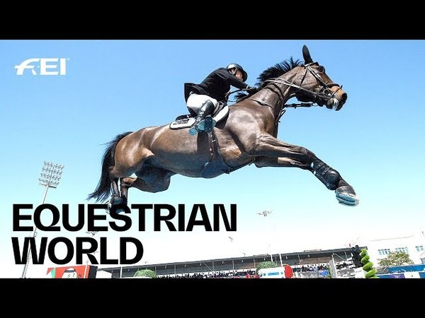 Behind the scenes of the Longines FEI Jumping Nation Cup™ in Abu Dhabi | Equestrian World