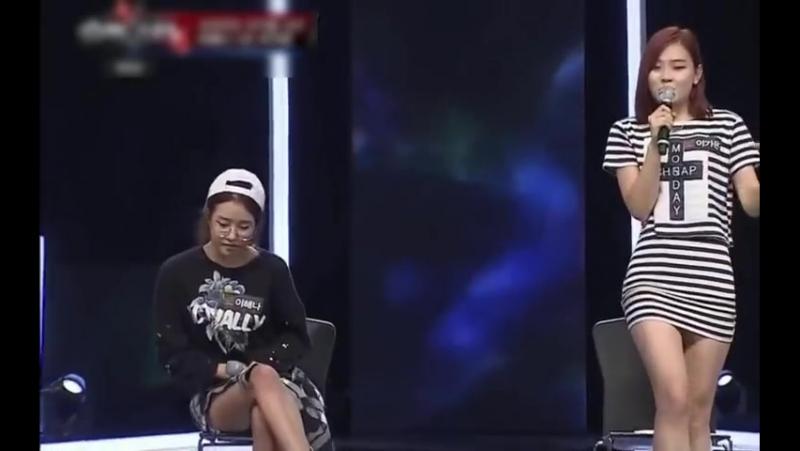 Superstar K6 Lee Haena cut You Look Happy (Verbal Jint (feat. Black Skirt) cover)