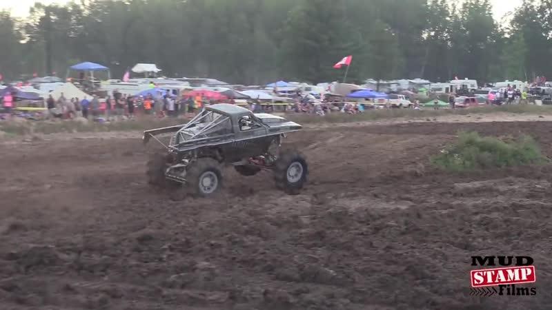 Hill n Hole Races- Michigan Mud Jam 2018