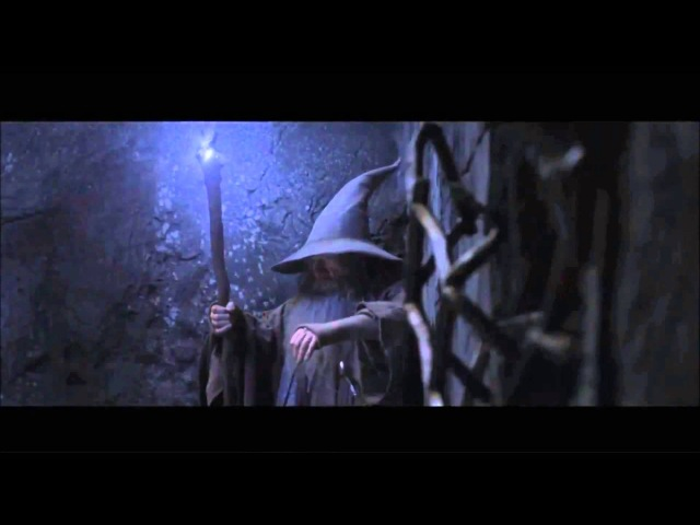 The Hobbit The Desolation of Smaug - Gandalf Radagast in Dol Guldur HD