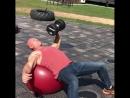 Жесткое упражнение на грудь