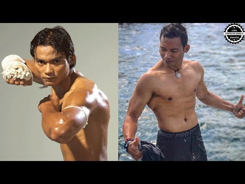 Tony Jaa - Transformation From 18 to 41 Years Old