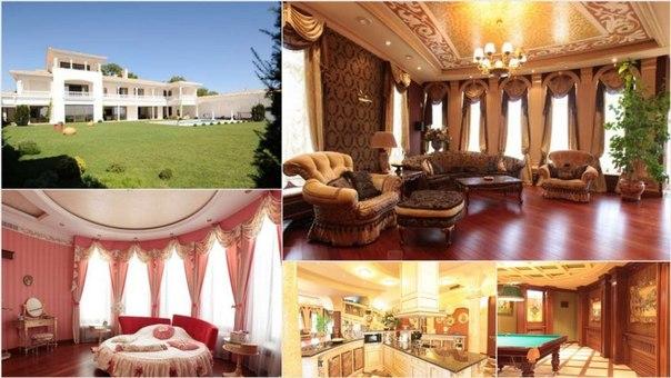 Украинские богачи начали массово продавать элитную недвижимость.