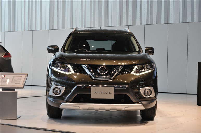 Nissan X-Trail 2014 in Japan