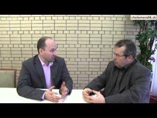 Конец эпохи мира в Европе - беседа с Николаем Стариковым в Москве