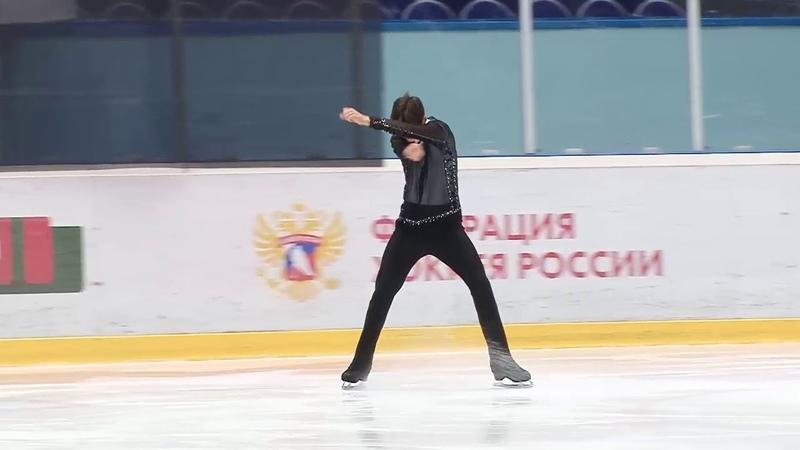 КР 2018-4 КМС КП Александр КНЯЖЕВ ТЮМ