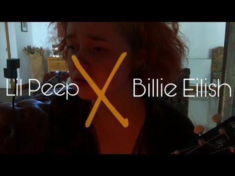 Lil Peep X Billie Eilish - Save That Party Favor Sh*t    Mashup