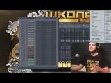 [Битмейкинг в FL Studio] Как сделать жирный и перегруженный 808 стерео бас в стиле scarlxrd