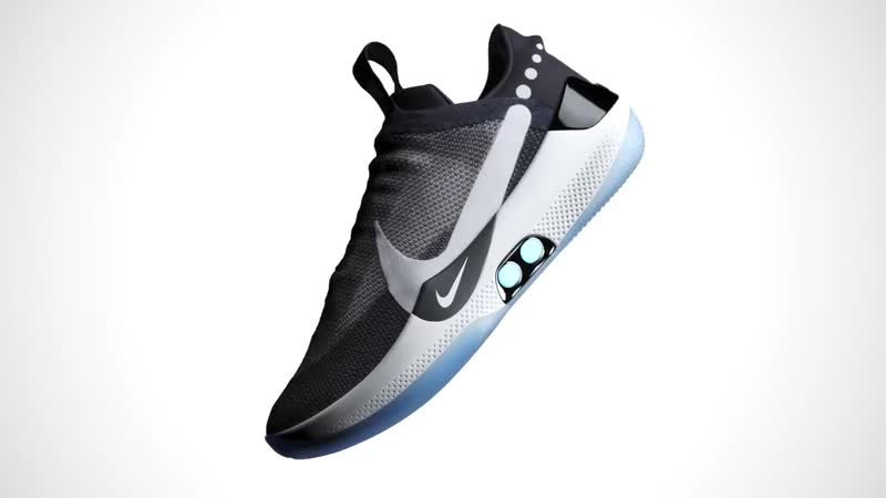 Introducing Nike Adapt BB. Power laces for the perfect fit