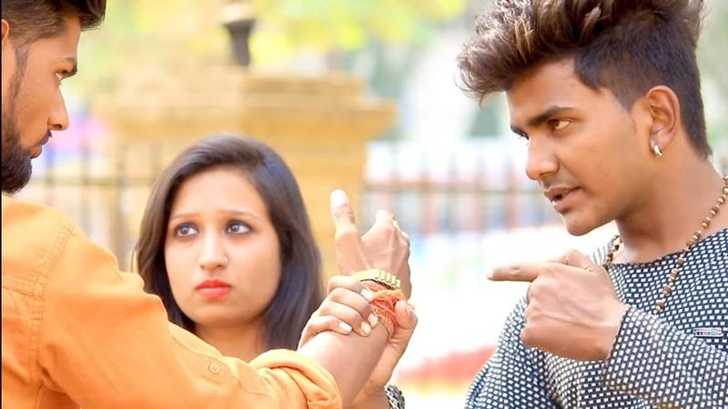 Tu Pyar Hai Kisi Aur Ka   Heart Touching Love Story cover by sampreet dutta   Valentine Day Special