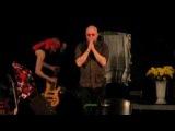 Открытие концерта БГ в Киеве 11.04.08