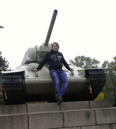 Konstantin Grams, 25 декабря , Вилково, id221675872