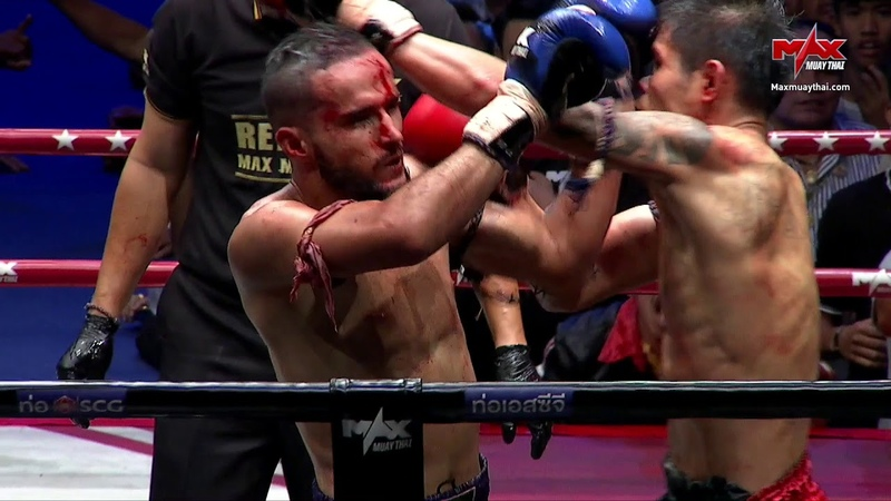 Check out Top 10 Knock out Fight of 2017 | MAX MUAY THAI
