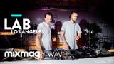 DETROIT SWINDLE disco &amp house set in The Lab LA