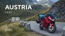 Austria Part 1 Aprilia RST 1000 Futura GoPro Hero 4 Black 2 7K 60fps