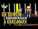 EDUARDO detona GERAL na HOMENAGEM a Karl Marx