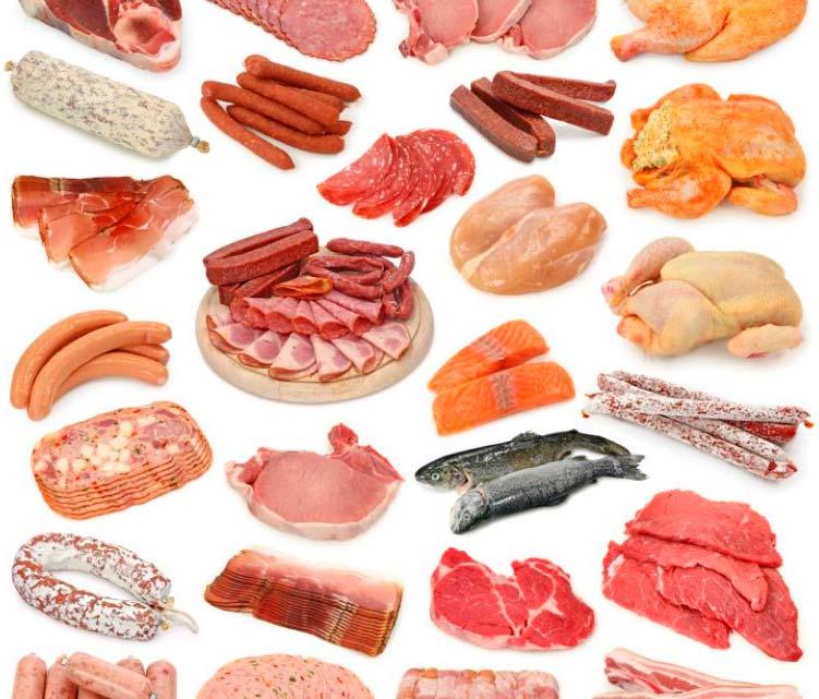 Многие виды мяса, особенно с высоким содержанием жира, могут способствовать подагре.