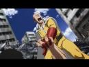 Момент из 7 серии аниме Ванпанчмен / Wanpanman