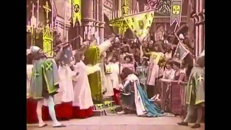 Méliès's Jeanne d'Arc 1900; New 2016 Score by Lucía Caruso Pedro H. da Silva