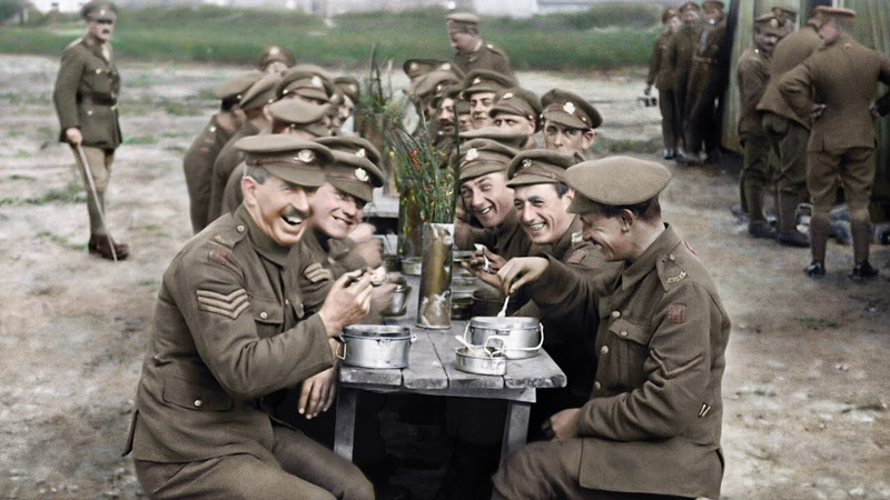 They Shall Not Grow Old – New Trailer – In Theaters December 17 27 Only