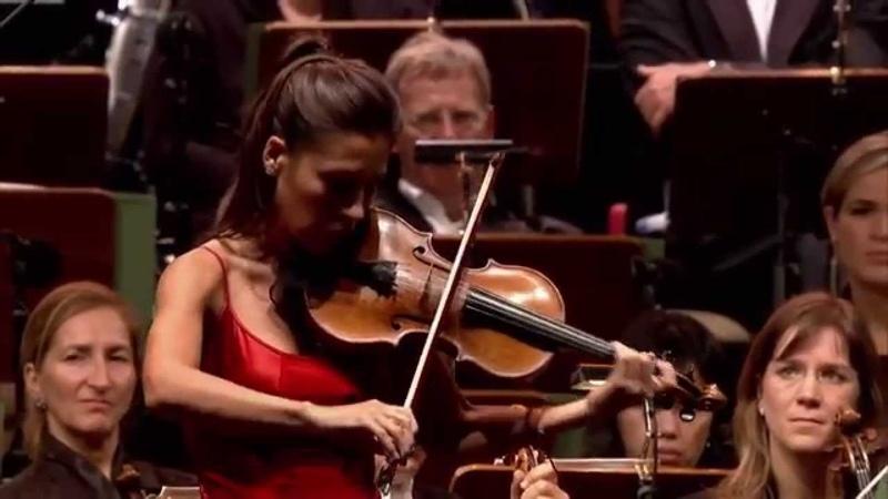 Ravel Tzigane ∙ hr-Sinfonieorchester ∙ Leticia Moreno ∙ Andrés Orozco-Estrada