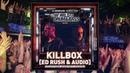 Killbox ‣ The World of DrumBass: The Cube ‣ Известия Hall ‣ Москва ‣ 24.02.18