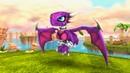 Cynder - Skylanders Spyro's Adventure
