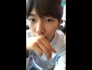 [V LIVE] 180819 XENO-T 'Guys, how about spend sweet Sunday morning with sweet Sangwon?' V Live