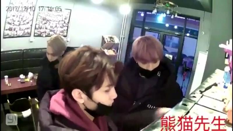 Yue Yue, Mu Ziyang and Ling Chao (ONER) cam