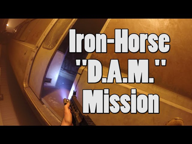 Operation: Ironhorse 2016 Dam (Direct. Action. Mission) American Mil-sim