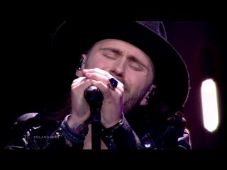 Gromee feat. Lukas Meijer - Light Me Up - Poland - LIVE - Second Semi-Final - Eurovision 2018 евровидение польша