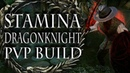 ESO PVP | In Depth Stamina Dragonknight Solo Build | Murkmire Patch