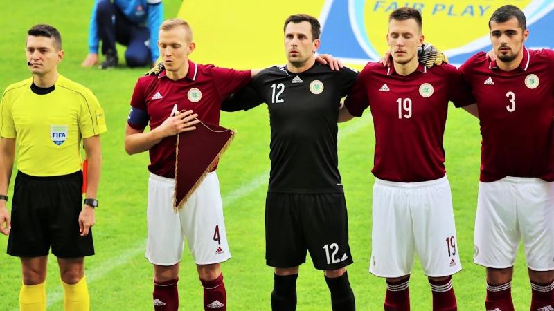 Latvijas izlases fotomirkļi ¦ Gints Freimanis.