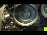 Замена ремня ГРМ VW Passat b5. Пошаговое видео. Часть 1. Разборка. Снятие. Осмотр. (1)