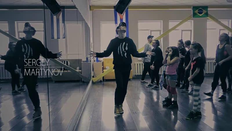 SERGEY MARTYNOV | Hip-Hop | PROGRESSIVE CLASS [UFA / RUSSIA]