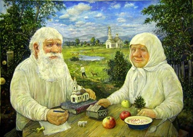 Художник Леонид Баранов. Цикл