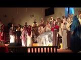 Музыкально-театральная постановка «Преклонись». (Санкт-Петербург, церковь ЕХБ на Поклонной горе).