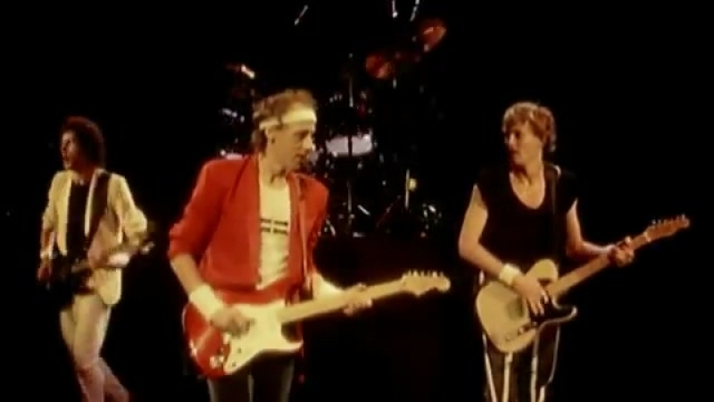 DIRE STRAITS — SULTANS OF SWING (LIVE 1983)