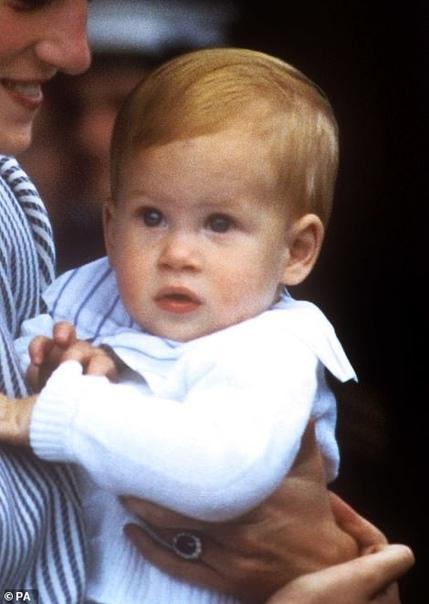 Меган Маркл и принц Гарри крестили сына