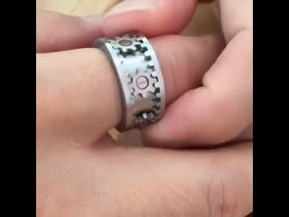 Крутое кольцо vk.com/svoimi_rukami_gif