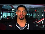 Roman Reigns Wrestlemania Workout