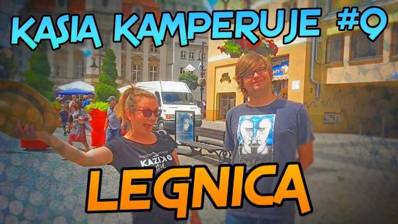 ► [vlog] WYPRAWA KAMPEREM 9: Zwiedzamy Legnicę... historyczne ciekawostki z Damianem!