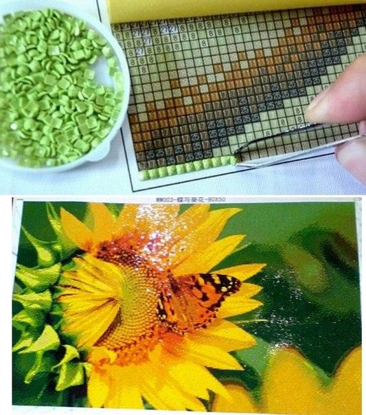 Предлагаем Вашему вниманию один из новейших видов творчества. Алмазная мозаика (алмазная вышивка).
