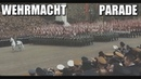 Wehrmacht Parade WW2 HD COLOUR